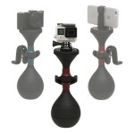 The solidLUUV is a camera stabilizer for all occasions