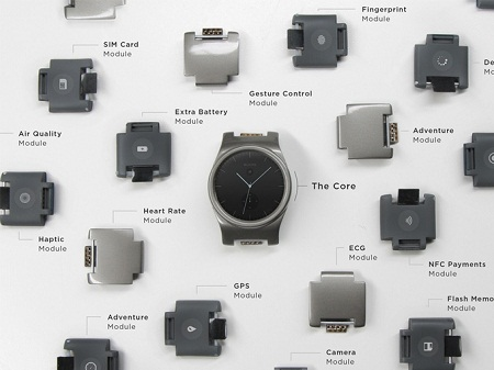 BLOCKS Module Smartwatch