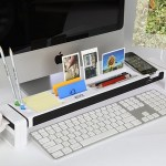 This Cyanics iStick Desk Organizer will make life feel less cluttered