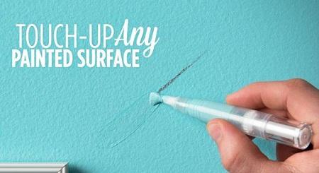 Paint retouching Pens