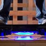 Arx Pax shows off brand new hoverboard