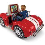 Arcade Mini Roadster Simulator delivers fun in your living room