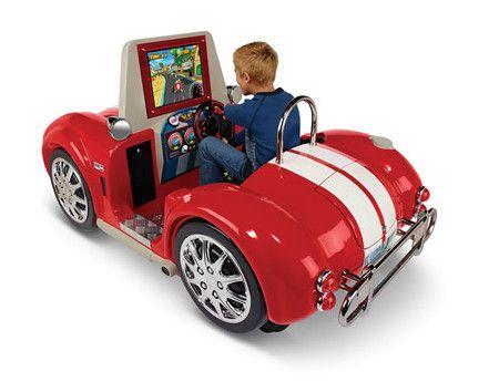 arcade-roadster-simulator