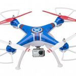 Xtreem Gravity Pursuit 1080p Video Drone does killer shots from the air