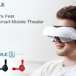 Royole-X, the foldable smart mobile theatre