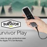 Survivor Play for Siri Remote now available