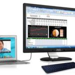 Philips Brilliance LCD Monitor is a portable wonder