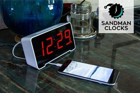 sandman-clock