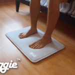 The Ruggie makes you wake up and put two feet on the floor