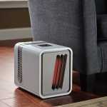 Heater that can be used personally, or in a whole room