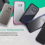 Griffin protects new Samsung Galaxy S7, S7 edge with Survivor cases