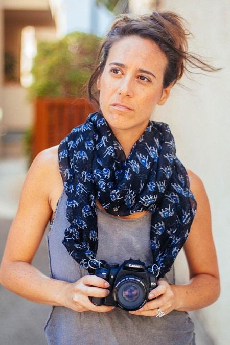 Camera Scarf - Etsy