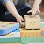 The Cubetto teaches kids ages 3 and up how to code without a computer