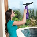 This Window Steam Cleaner will let the light shine in