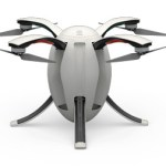 Powervision Robot reveals PowerEgg drone