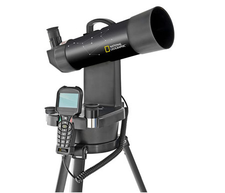 Automatic Star Aligning Telescope is perfect for beginners