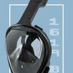The H2O Ninja Mask is a Snorkel that will let you see a whole new world