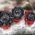 Casio reveals trio of new timepieces under G-Shock Master of G line