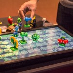 The PlayTable is a console for tabletop games