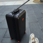 TraxPack Luggage – stop fighting your suitcase when you travel