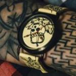 Inkwell reveals tattoo watches