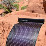 PowerFilm wants to roll out the LightSaver Max portable solar charger