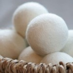 These Wool Dryer Balls will replace your dryer sheets