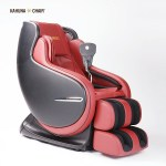 The Kahuna Massage Chair – weary feet will find a seat