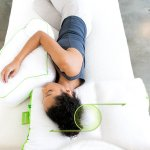 The Sleep Yoga Dual Position Neck Pillow – Namaszzzz