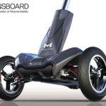 Mercane Wheels reveals Transboard personal transporter