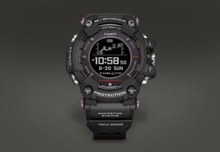 - casio g shock rangeman - Casio Rangeman GPR-B1000 is another first for the watch company » Coolest Gadgets