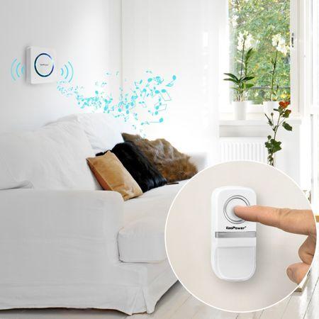 - KooPower - KooPower reveals wireless doorbell that needs no batteries » Coolest Gadgets