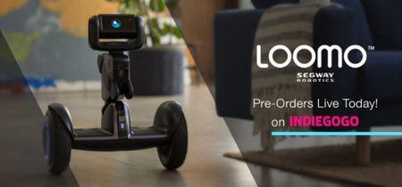 - Loomo - Segway reveals the Loomo » Coolest Gadgets