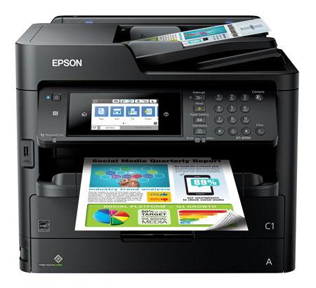 - Epson WorkForce Pro ET - Epson WorkForce Pro ET-8700 EcoTank printer is cartridge-free » Coolest Gadgets