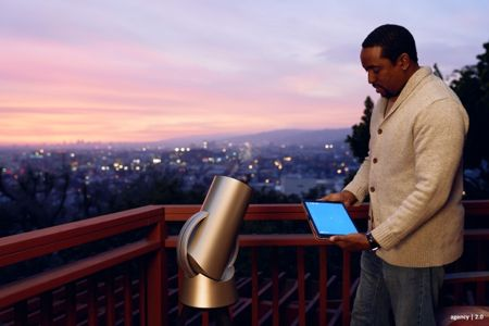 - hiuni - Hiuni interactive telescope is perfect for stargazers » Coolest Gadgets