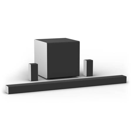 - vizio speakers - Vizio introduces new home theater sound systems » Coolest Gadgets