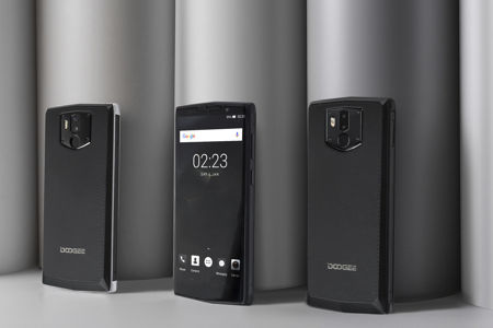 - doogee bl9000 - Doogee BL9000 giant battery phone boasts of wireless charging » Coolest Gadgets