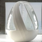 Cocoon Shower would make any bathroom cool