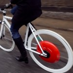 The Copenhagen wheel stores up energy for later