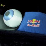 Red Bull's Extreme Promotion includes a 21-foot Eyeball