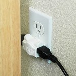 Hug-A-Plug for tight spaces