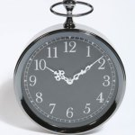 Giant Pocket Wall Clock
