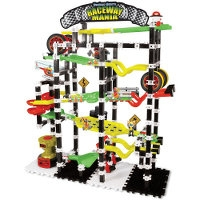 Racing Marble Obstacle Course