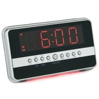 Motion Sensing Alarm Clock
