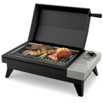 650 Degree Fahrenheit Flameless Grill