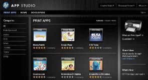 App Store HP
