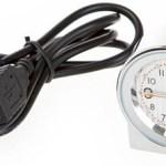The Tiny Spy Camcorder Clock
