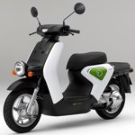 Honda electric scooter EV-neo coming to Japan