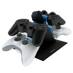 Konnet Power Pyramid charges gaming controllers