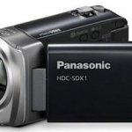Panasonic has new HDC-SDX1 camcorder